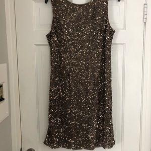 a0a0497b9b7 Pisarro Nights Dresses - Pisarro Nights sequin cowl back dress